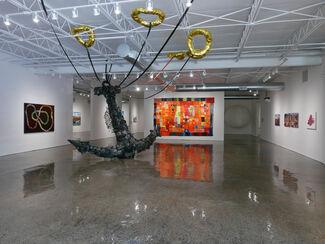 Reworlding, installation view