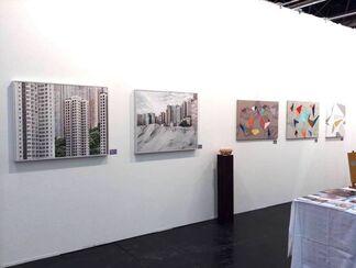 Faur Zsofi Gallery at Art.Fair Cologne 2016, installation view