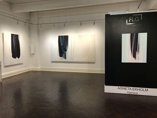 Agneta Ekholm: Figment, installation view