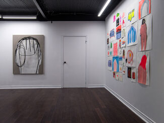 Hélène Cenedese | E V E R Y D A Y, installation view