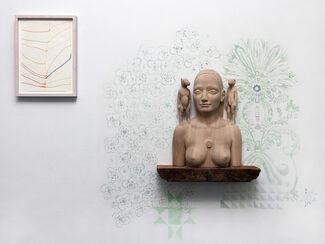 Femmy Otten, installation view