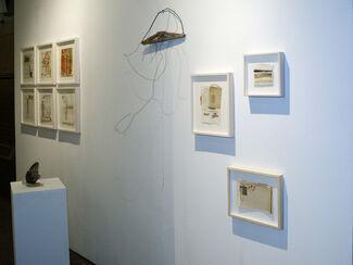 Gallery Molly Krom  at cutlog New York 2014, installation view