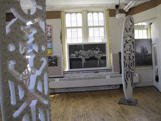 Amstel Gallery at cutlog New York 2014, installation view