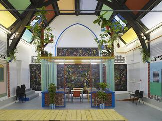 Sol Calero: La Escuela del Sur, installation view