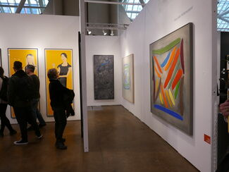 Nikola Rukaj Gallery at Art Toronto 2016, installation view