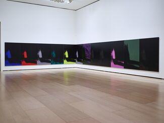 Andy Warhol: Shadows, installation view