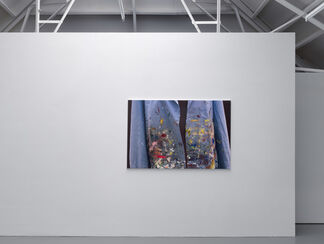 Berend Strik -  Redefining Realness, installation view