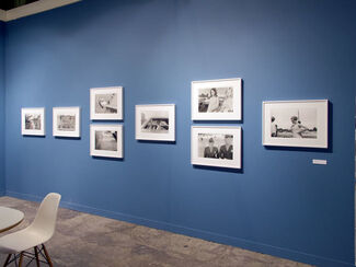 ROSEGALLERY at Paris Photo 14, installation view