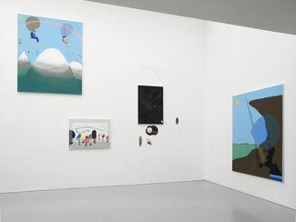 Peter McDonald, installation view