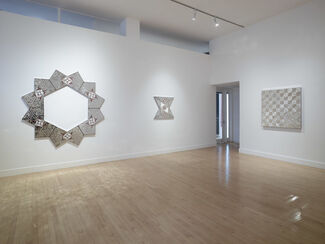 Monir Farmanfarmaian: Convertibles, installation view