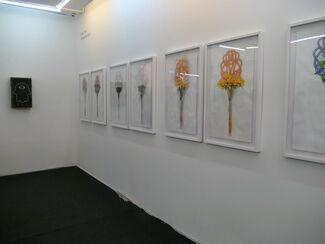 Fresh Paint 9 Art Fair, installation view
