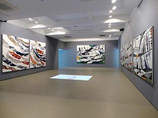 Ricardo Mazal: Kailash, Black Mountain, installation view