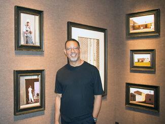 Dean L. Mitchell, installation view