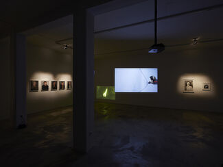 Peggy Buth, Geumhyung Jeong, Mary Reid Kelly, Katarina Zdjelar – Who's speaking?, installation view