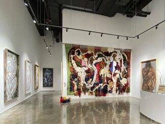 Heritage Meets Modern, installation view