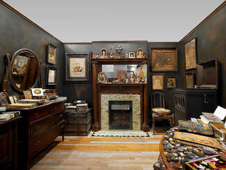 The Henry Darger Room Collection, installation view