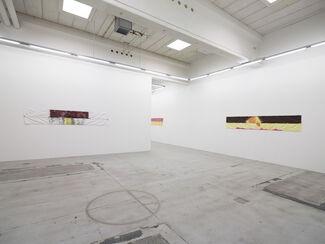 1, 2, 3, installation view