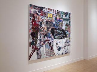 Taha Heydari: Corrupted, installation view