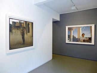 Annie Leibovitz, installation view