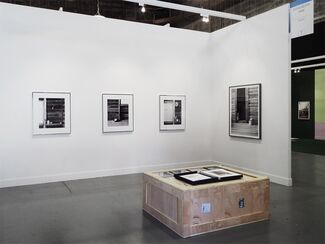 SCHEUBLEIN + BAK at Paris Photo Los Angeles 2015, installation view
