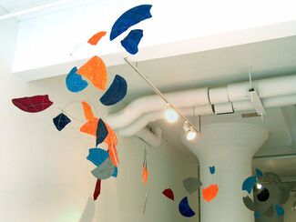 New Art Volant by Jackie Matisse, installation view