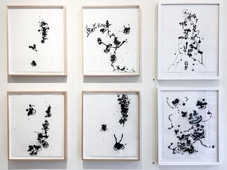 Mike Cockrill: In Restrospect, installation view