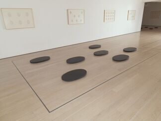 June Green, installation view