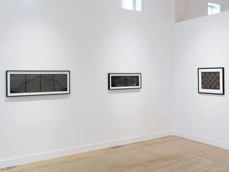 Chris McCaw: Time and Tides, installation view
