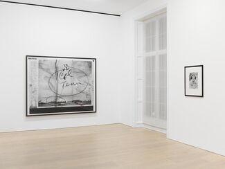 Thomas Ruff New Works, installation view