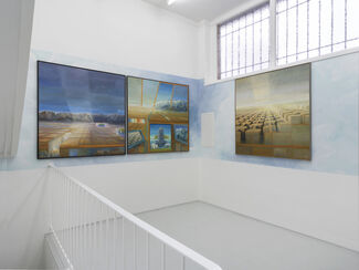 Bettina von Arnim. Himmel und Erde., installation view