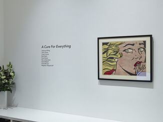 A Cure for Everything, installation view