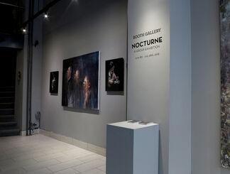 Nocturne, installation view