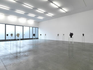 """MARINA ABRAMOVIC """"With eyes closed I see Happiness"""", installation view"""