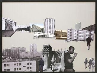 Galerie Krinzinger at Art Dubai 2015, installation view