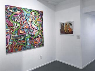 Summer of Love, installation view