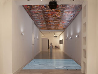 ORIGIN AND CONSEQUENCE, installation view