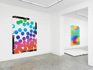 Dennis Loesch - DEF., installation view