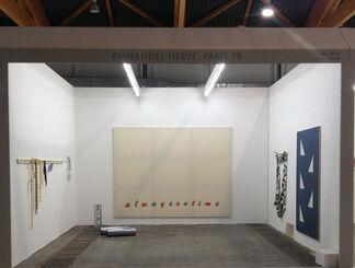 Galerie Emmanuel Hervé at Art Brussels 2014, installation view