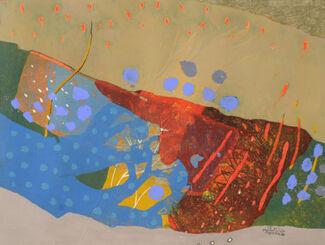 Abdel Wahab Abdel Mohsen: Transcending Spaces, installation view
