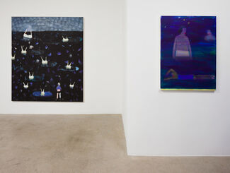 Being Like Water, installation view