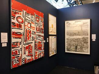 Rebecca Hossack Art Gallery at London Art Fair 2018, installation view
