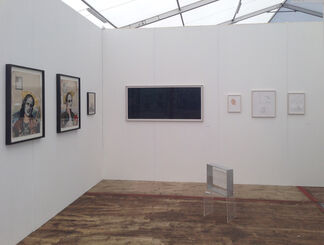 LMAK Projects at Amsterdam Drawing 2014, installation view