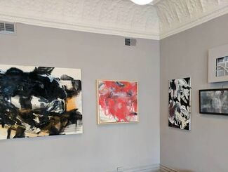 Abstract Workhorses, installation view