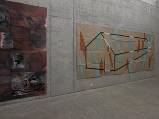 EUGENIO DITTBORN - Pinturas Aeropostales, installation view