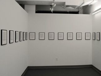 Text and Context, installation view