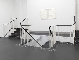 Ignacio Uriarte – Writing Drawings, installation view