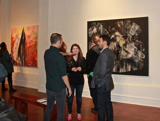 Robert Goodman: Smoke and Mirrors, installation view