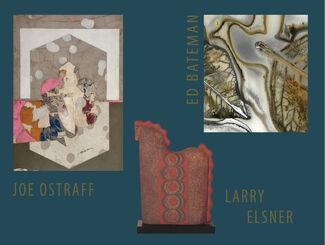 Joe Ostraff, Ed Bateman, Larry Elsner & Melinda Ostraff, installation view