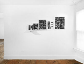 You Can't Put Your Arms Around a Memory, installation view