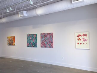 The Spaces We Know, installation view